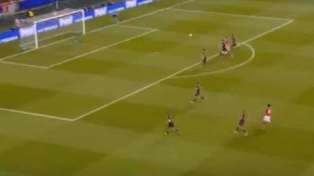 Video: Benfica befason Bayernin