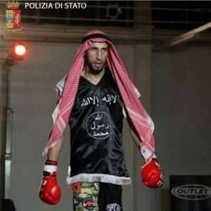Itali, kapet boksieri, do sulmonte Romën me urdhër të ISIS