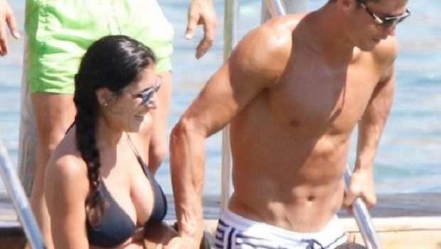 Foto+16/ Zbulohet e dashura e re e Ronaldos, superseksi si Kardashian