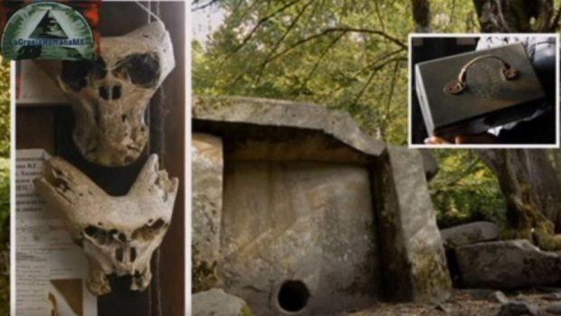 Zbulohet arka naziste, gjenden dy kafka jashtëtokësore