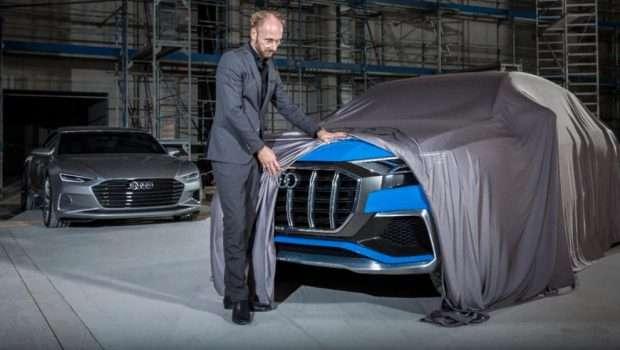 'Audi' zbulon bishën 'Q 8', rivalin e 'BMW X6'