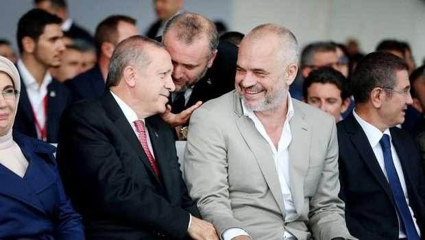 Fitorja e Erdogan/ Rama i uron 'arkadashit' rezultatin e zgjedhjeve