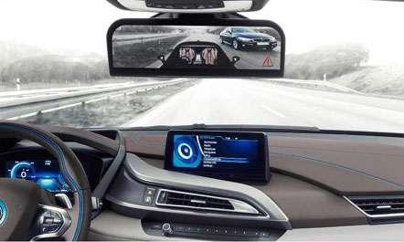 """BMW"" dizenjon super-makinën e re… pa pasqyra"