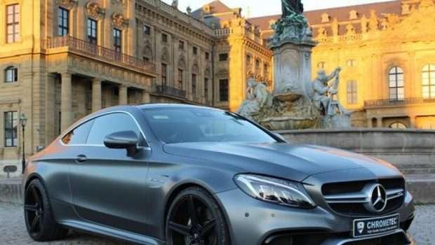 'Mercedes-Benz S63', ju prezantojmë me 'bishën'